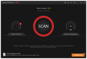Driver Booster 4-3-0-504 Crack Patch & Serial Key Free