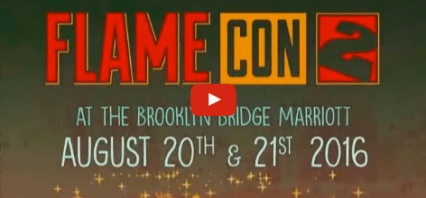 Geeks OUT Announces The Return Of Flame Con!