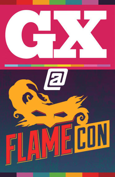 GaymerX at Flamecon