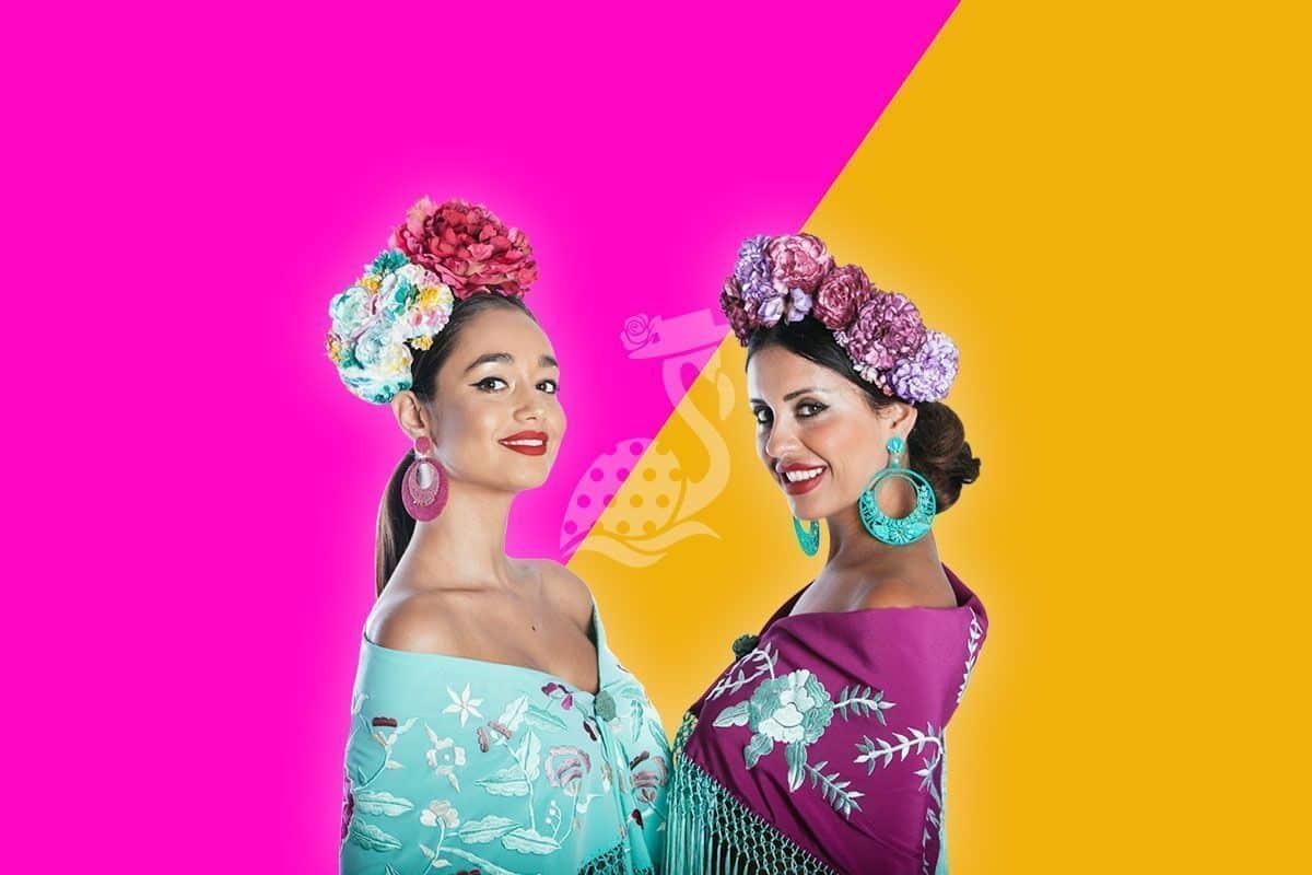 Moda flamenca | Complementos de flamenca | Flores de flamenca