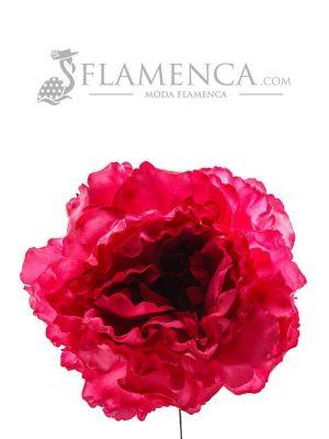 FLOR DE FLAMENCA FRAMBUESA