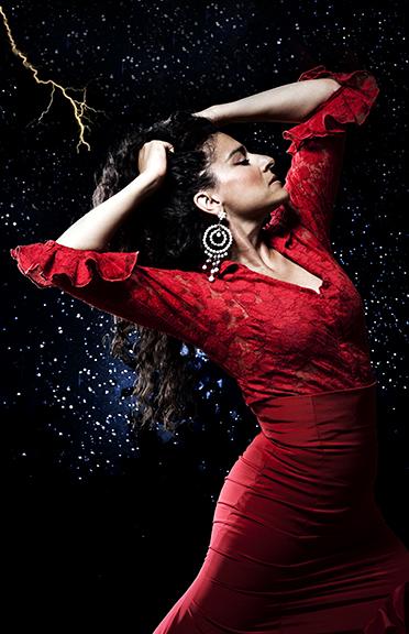 Flamenco Dance Group Tormenta Flamenca