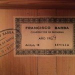 Francisco Barba 1969 2