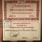 Francisco Barba 1992 Brasil 2