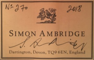 Simon Ambridge