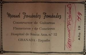 Manuel Fernández Fernández