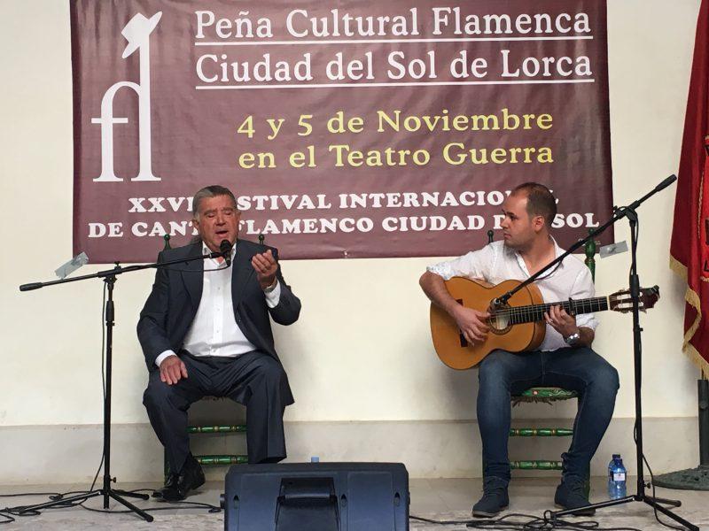 XXVI Festival Internacional de Cante Flamenco Ciudad del Sol - 2016