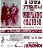 Festival Internacional Flamenco Ciudad del Sol - 2000