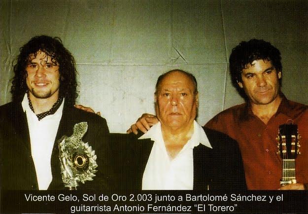 VicenteGelo SoldeOro2003