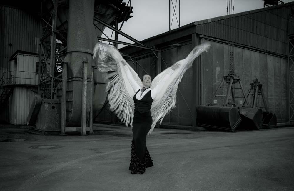 Flamenco Flavie Cardona, Foto: C. Jongebloed