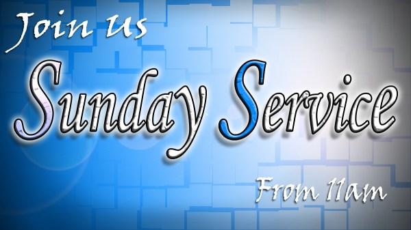 Sunday Service | Flames International