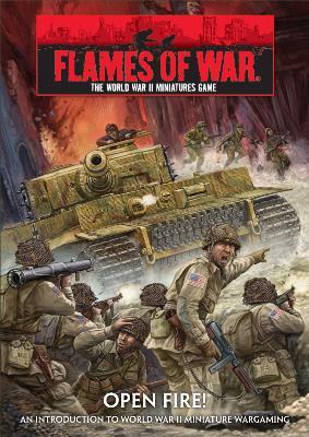 Open Fire! Box Set from Flames of War