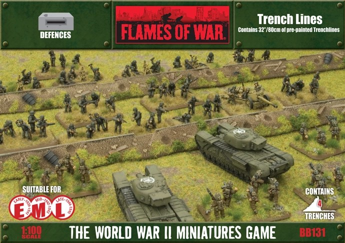 Trench Lines (BB131)