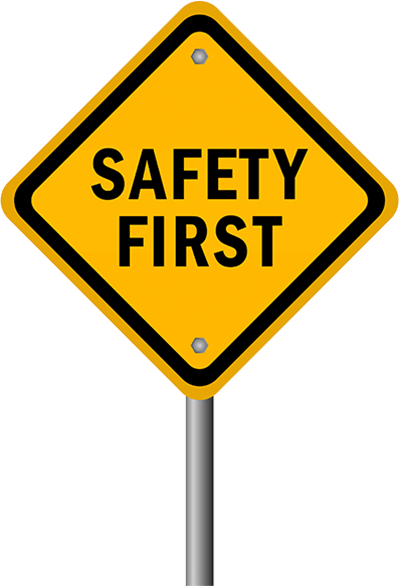 Safety First - Non-toxic and Safe