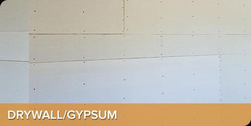 Interior - Drywall / Gypsum