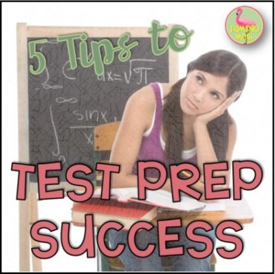 5 Tips to Test Prep Success