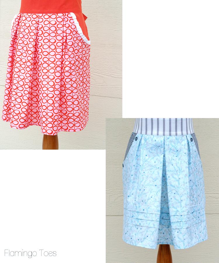 State Fair Apron Skirt