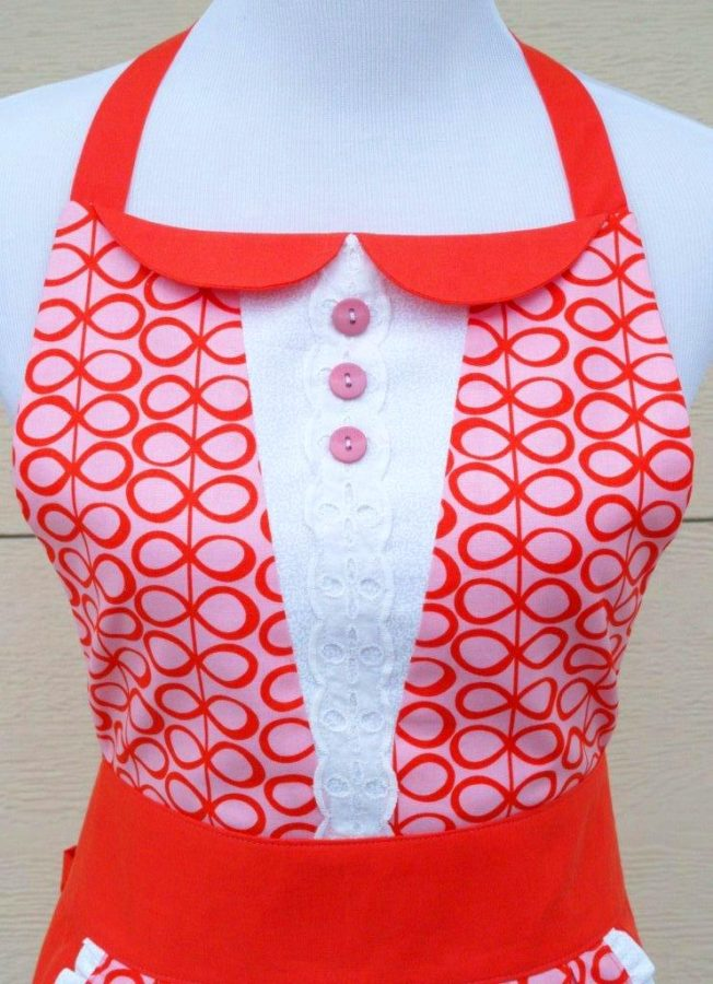 Top of Apron Pattern