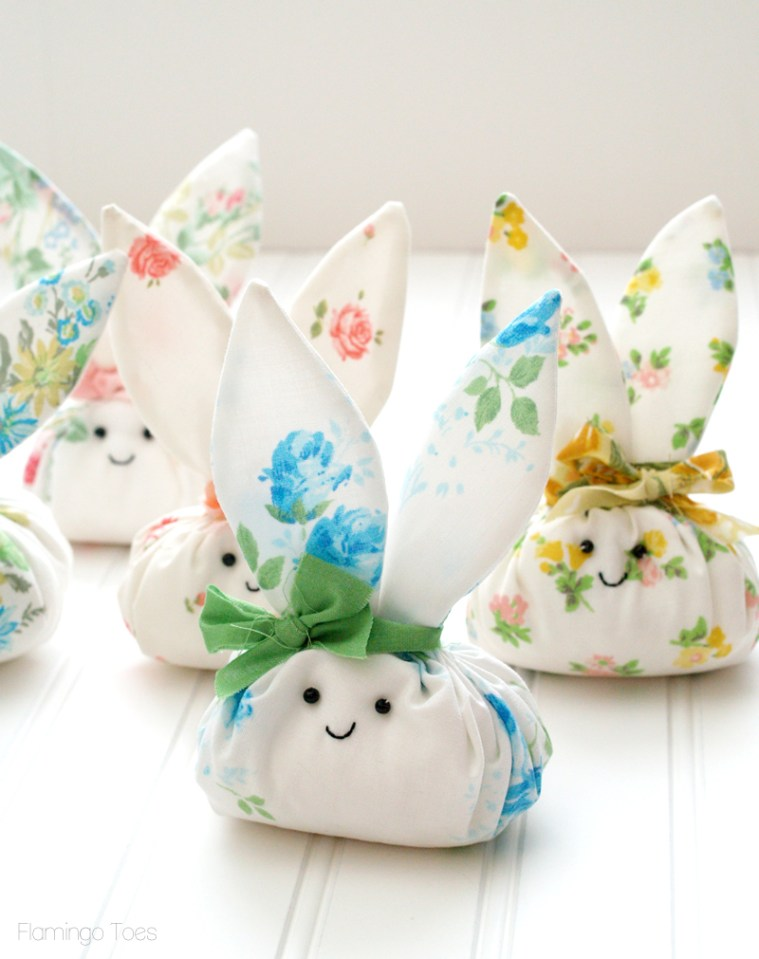 Easter Bunny Pattern
