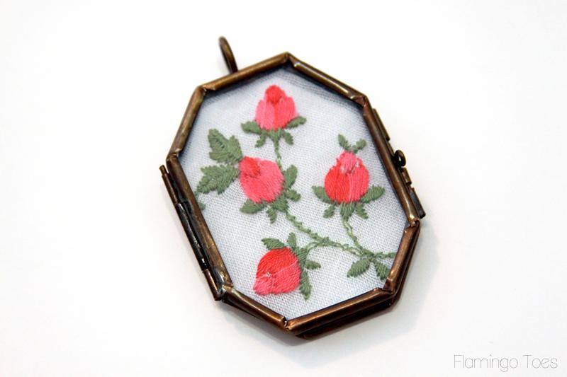 Handkerchief in Glass