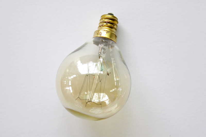 Small Round Edison Bulb