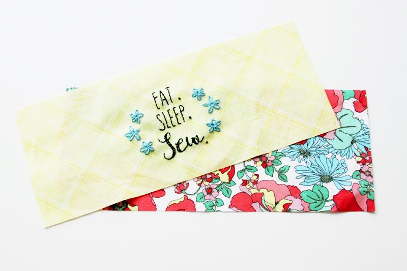 Mason Jar Sleeve Fabrics