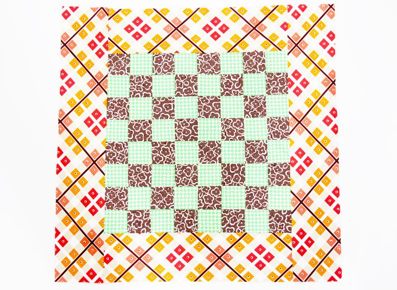 Fabric Checkerboard