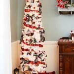 Colorful Plaid Farmhouse Christmas Tree