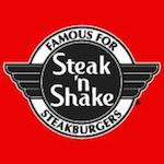 Kids eat free at Steak-n-Shake all day Saturdays and Sundays