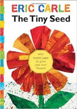 A Pocketful of Posies: 6 Picture Books about Flower Gardening