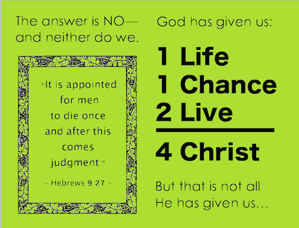 Free printable gospel tracts to give to trick-or-treaters this Halloween | www.flandersfamily.info