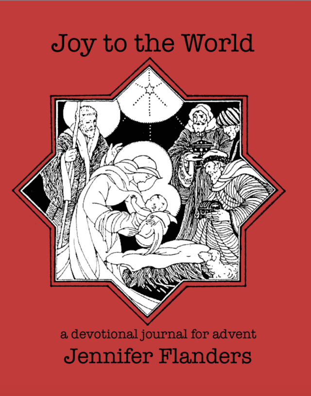 Joy to the World : A Devotional Journal for Advent