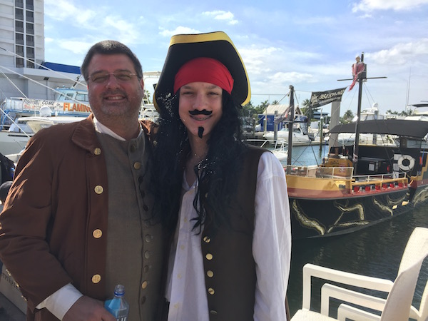 Bluefoot Pirate Adventures in Fort Lauderdale, FL