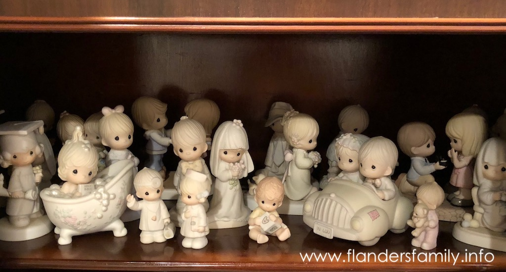 Precious Moments Figurines