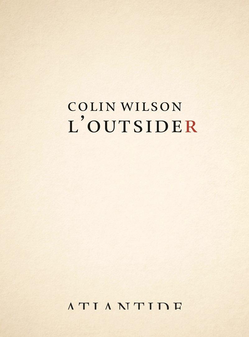 Risultati immagini per colin wilson l'outsider