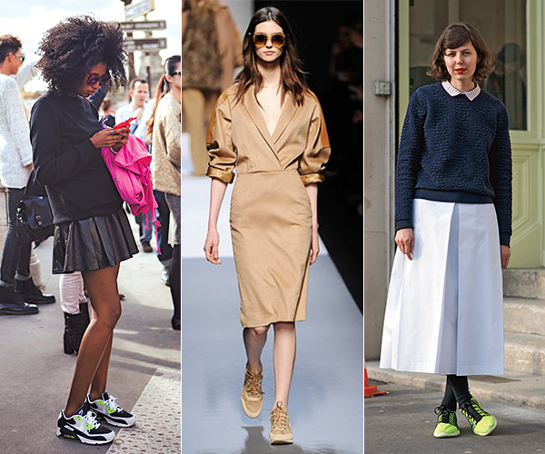 How to Wear it  Fashion Sneakers Previous