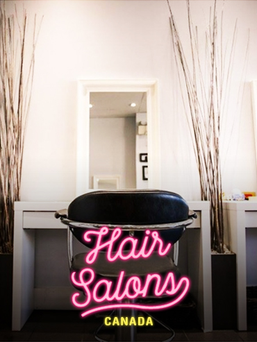 localist the best hair salons in canada flare
