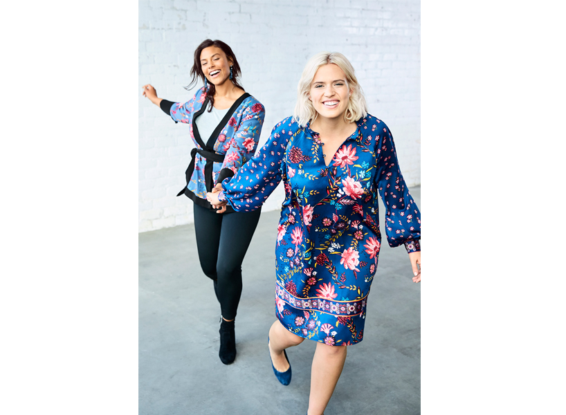 Plus size clothing Canada : Loft