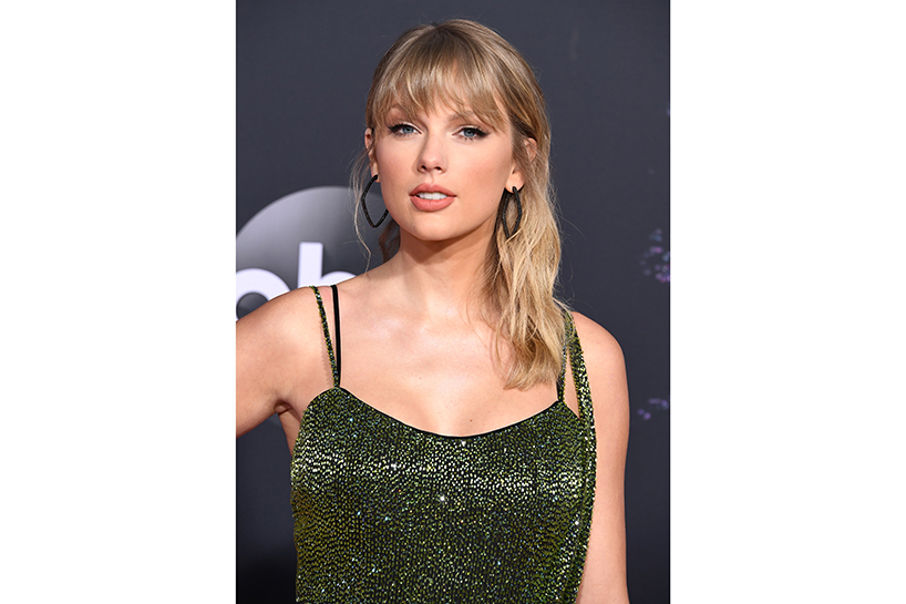 Taylor Swift Hair Colour Trends 2020