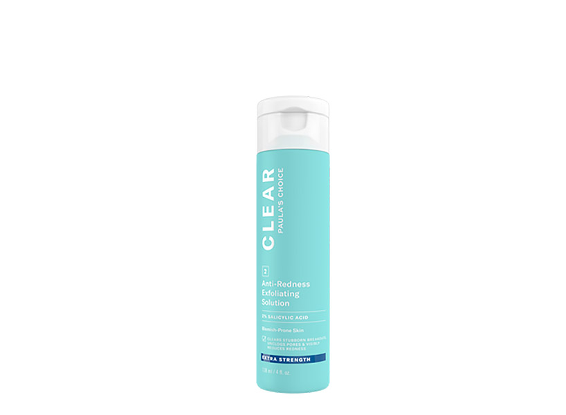 Paula's Choice CLEAR Extra Strength Anti-Redness Exfoliating Solution.
