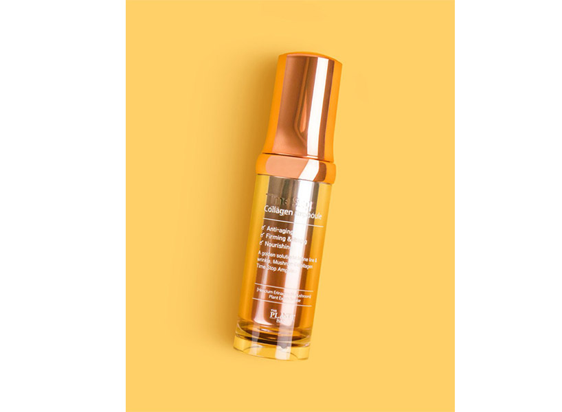 The Plant Base TimeStop Collagen Ampoule.