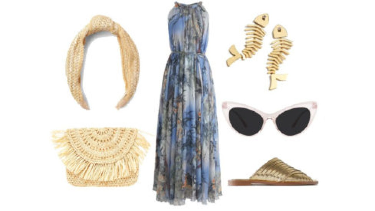 What to wear to a destination wedding in the spring