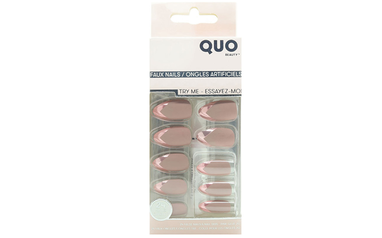 Quo Beauty nails