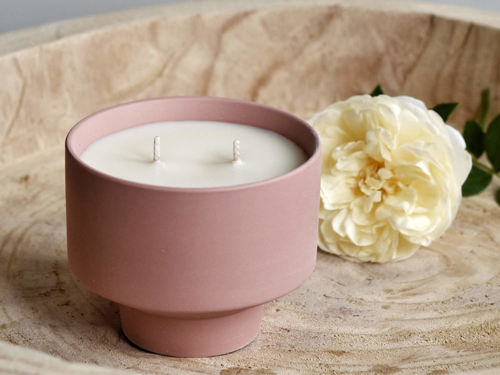 best fall scented candles: east city candles