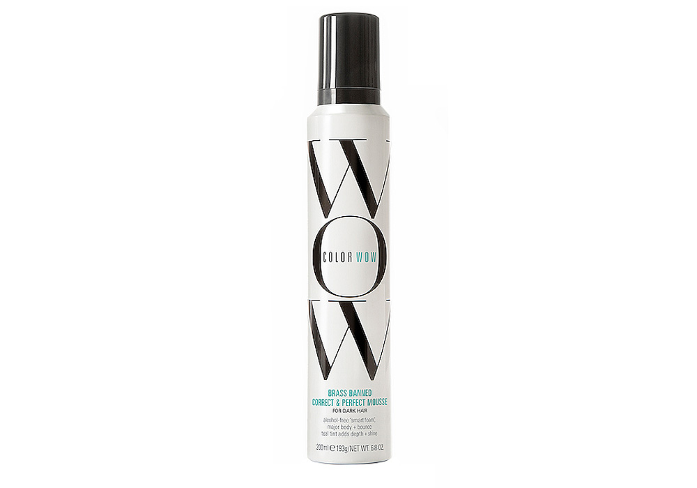 at home hair toner: color wow