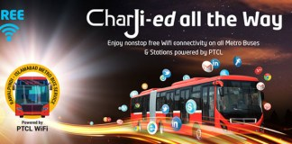 PTCL Offers Free WiFi
