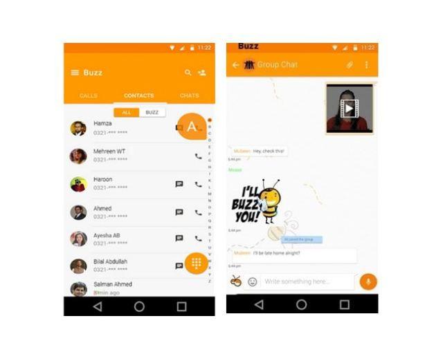 Buzz App