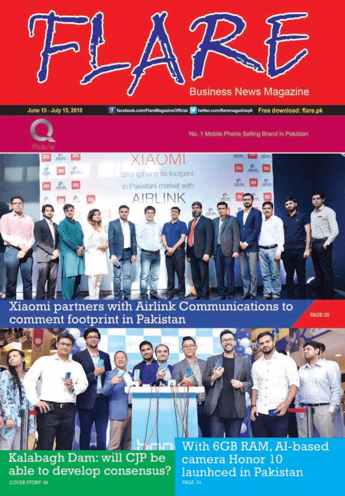 Flare Magazine June-July 2018