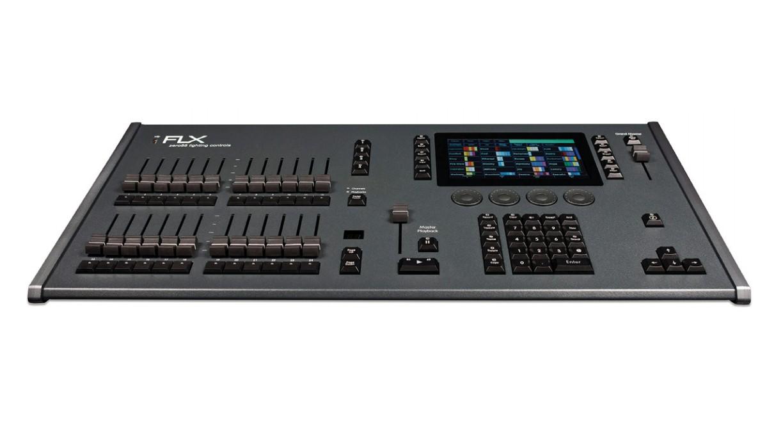 zero88 flx 2048 channel control console