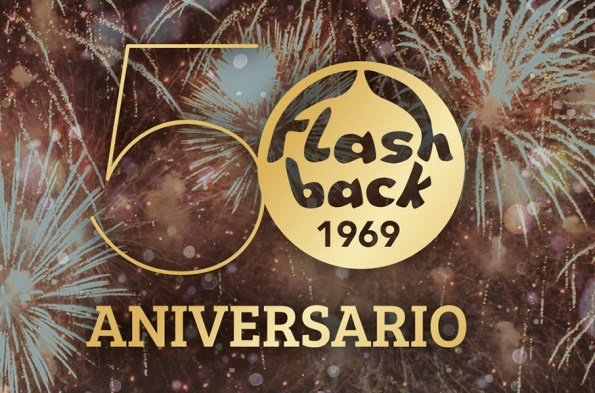 50 Aniversario - Fiestas Flash Back Salou